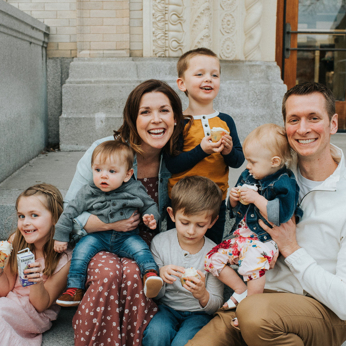 We Are Free Ep. 038: Katie Blackburn – Motherhood Is Nothing Like I Thought It Would Be