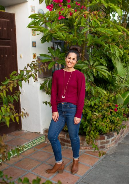 Becky Morquecho we are free podcast home about page